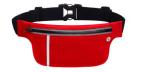 Comfortable Travel Pouch for Mobile Phone Running Waist Bag pictures & photos