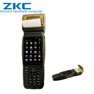 Thermal Printer Android Device Handheld Computer Barcode Scanner PDA pictures & photos