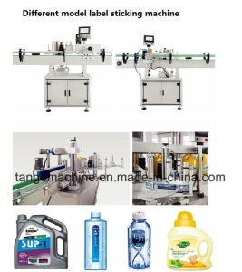 Auto One Side Two Side Three Side Four Side Adhesive Sticking Labeling Machine pictures & photos
