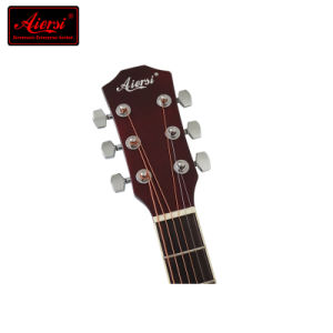 Beginner Color Acoustic Guitar From Aiersi Music Factory pictures & photos