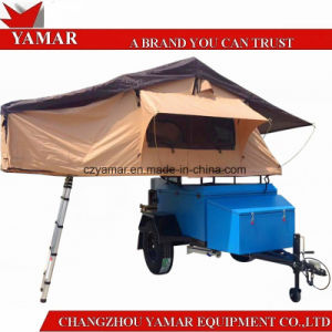 off Road Roof Tent Camping Trailer pictures & photos
