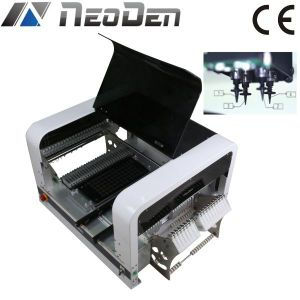 Vision Pick and Place Machine (Neoden 4) for SMT Line pictures & photos