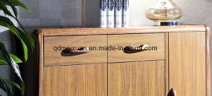 Solid Wooden Drawers Cabinet (M-X2091) pictures & photos