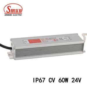 Smun Smv-60-24 60W 24VDC 2.5A Constant Voltage Power Supply SMPS pictures & photos