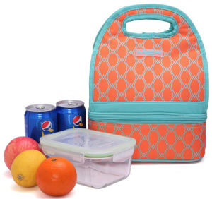 Outdoor Large Cooler Picnic Thermal Lunch Bag pictures & photos
