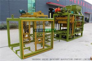 Qtj4-25c Equipment for The Production of Foam Blocks Machine pictures & photos