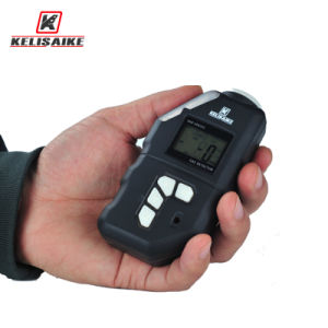Portable 3V Lithium Battery Ce Approved Environment Monitoring Gas Detector pictures & photos