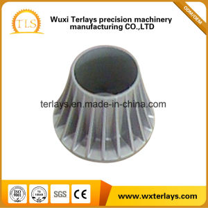 Aluminum Die Casting Part with CNC Machining for LED Light pictures & photos