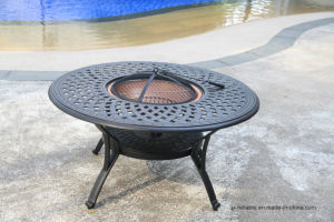 Popular Charcoal Fire Pit Set Furniture for Garden pictures & photos