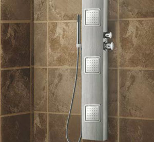Stainless Steel Panel in Brush Nickle Finish Show Column, Shower Panel (K2206) pictures & photos