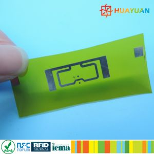 Customized Encoding UCODE7 UHF Heat Resistant RFID label pictures & photos