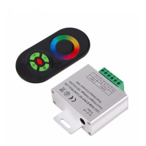 RF Touch Panel LED Controller 12V RF RGB LED Controller pictures & photos