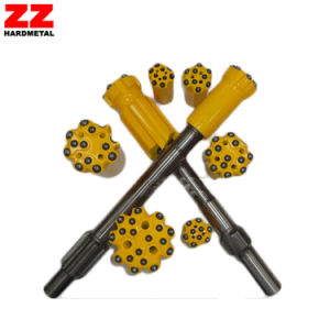 Taper Drilling Rods and Integral Rods Hex 22, Hex19 pictures & photos