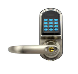 RFID and Remote Controller Small Electronic Lock with Password pictures & photos