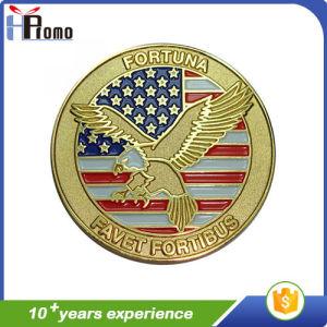 Cheap Enameled Antique Souvenir Gift Metal Coin pictures & photos