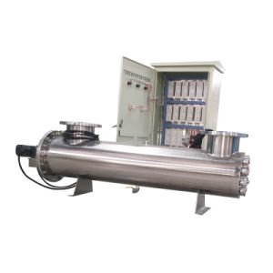 SS304/316 Ultraviolet Sterilizer for Industrial & Commercial Water Disinfection pictures & photos