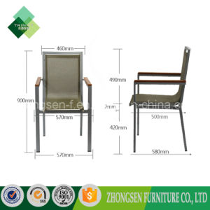 Janpanese Style Used Furniture Armchair Metal Chair for Restaurant (ZSC-74) pictures & photos