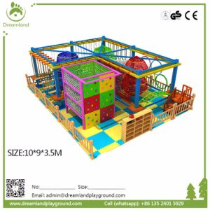 2017 Kids and Adult Indoor Playground Equipment Obstacle Ropes Course pictures & photos