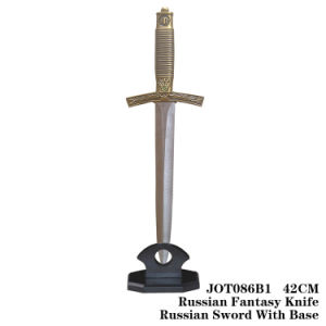 Knight Sword Collective Sword Birthday Gift Jot086b1/Jot086b2 42cm pictures & photos