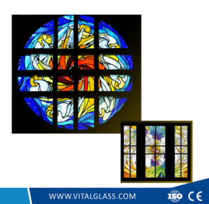 Best Quality Transparent Church Glass with CE & ISO9001 pictures & photos