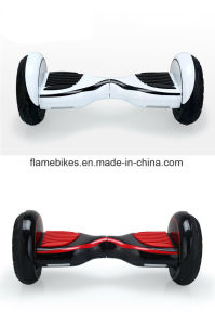 Electric Self-Balance Surfing Scooter with 10 Inch Big Wheelers pictures & photos