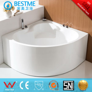 Modern Red Color Simple Art Bathtub for Adult (M-023) pictures & photos