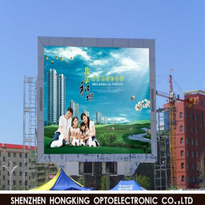 Outdoor P16 Full Color LED Display LED Screen pictures & photos
