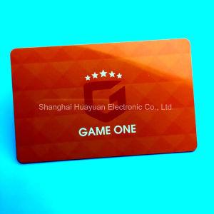 Custom Printing MIFARE Classic S70 4K RFID Membership Card pictures & photos