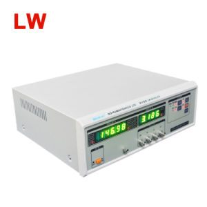 Longwei Testing Equipment Lw2811c 100Hz 1kHz 10kHz Digital Lcr Meter pictures & photos