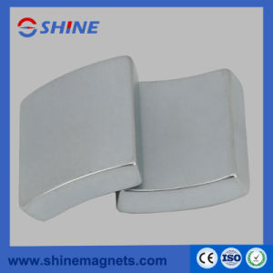 Hast Neodymium Segment Magnet for Motor pictures & photos