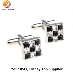Custom Eco-Friendly Nickel Plating Wholesale Metal Cufflinks pictures & photos