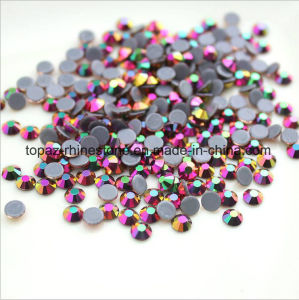 Wholesale High Qality Hot Fix Rhinestone Preciosa Crystal (ss16 Rosel/4A Grade) pictures & photos