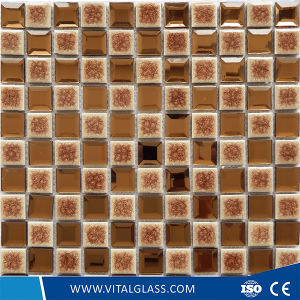 Easy Cleaning Glass Mosaic for Wall/Furniture pictures & photos