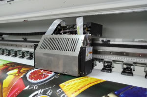 3.2 M Large Format Printer, Sinocolor Dx7 Sj-1260, 1440 Dpi, for Outdoor&Indoor Printing pictures & photos
