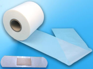Disposable High Elastic Protective Film for Bandages pictures & photos