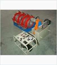 63-160type PE Four Ring Hydraulic Pressure Welding Machine (FQPEWM04) pictures & photos