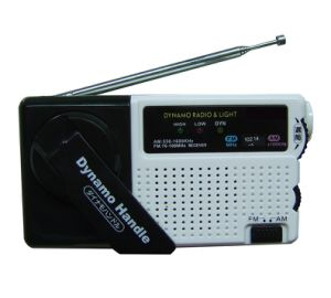 2015 Hot Selling Best Price Dynamo Radio with LED Torch (HT-920) pictures & photos