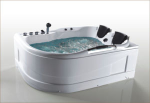 Two Person Jacuzzi Bathtub with Popular Design pictures & photos