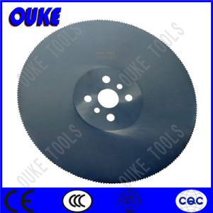 Vapo Coated HSS Slotting Saw Blade for Cutting Brass pictures & photos