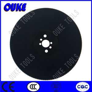 Nitride Coated HSS Slotting Saw Blade for Cutting Bronze pictures & photos
