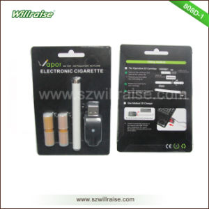 Diposable Cigarette 3.5$ for One Battery + 2 Cartos + USB