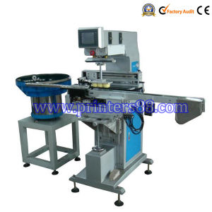 High Speed Teflon Seal Tape Pad Printing Machine for Sale pictures & photos