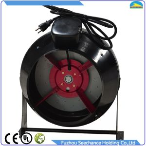 Heavy Duty Metal Power Coated Housing Inline Fan pictures & photos