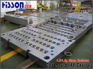 1.5g 1.8g Plastic Cap Injection Mould pictures & photos