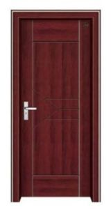 Turkey Steel Wooden Door (EWS009)