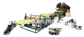 XPE Chemical Crosslink Pe Foam Production Line