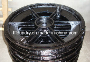 Sii Standard Ductile Cast Iron Concrete Filled Manhole Rings