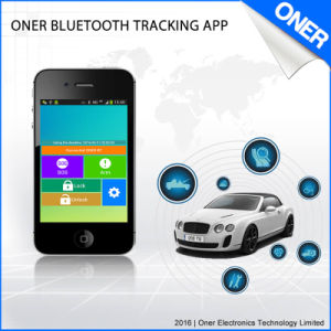 Multi-Functional GPS Tracker with Bluetooth Mobile APP pictures & photos