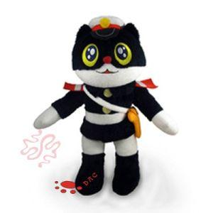 Plush Cartoon Movie Cat Toy pictures & photos