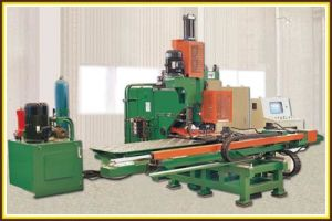CNC Hydraulic Punching & Drilling Machine (PPD117) pictures & photos